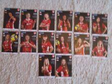 SC Potsdam Volleyball Frauen AK Satz  2021/22 21/22 NEU !!! 14 KARTEN !!!