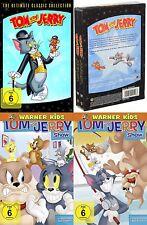 Tom & y Jerry Ultimate Show Mega Colección 27 Horas 14 DVD Looney Tunes Nuevo