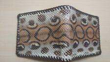 NEW Authentic RAINBOW BOA Wallet bi-Fold Mens Billfold Original Slim Pocket NWOT