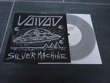 """VOIVOD: Silver Machine SILVER DIE HARD 7"""" Vinyl EP LP LTD 300 Metallica Thrash"""