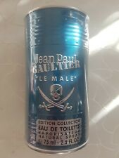 Jean Paul Gaultier Le Male Pirate Edition Collector EDT 75 ML NEU/OVP/Folie