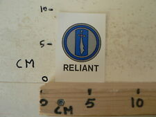 STICKER,DECAL RELIANT ALBUM CARD PANINI SUPER AUTO NO 164