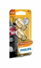 PHILIPS Vision W21W W3x16d 12V 21W Halogen Indicators 12065B2 x2
