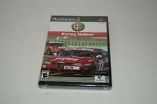 Alfa Romeo Racing Italiano Playstation 2 PS2 Video Game New Sealed