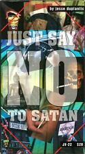 Just Say No To Satan VHS 1999 Jesse Duplantis Ministries New Orleans Christian