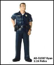 American Diorama 51597 Police men Ryan 1:24 stata limitata 1/1000