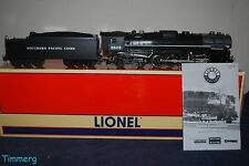 Lionel 6-11388 Southern Pacific Legacy Scale 2-8-4 Berkshire Steam Locomotive **