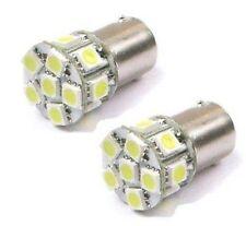 2 blanc 24V BA15S 9 LED SMD Queue Feu latéral Clignotant Ampoule P21W 1156 G18.5