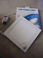 LED Panel Light Square L225MM/ 205MM Brand New