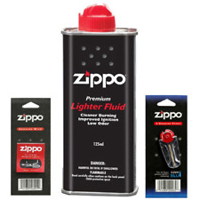 Original Zippo Lighter Fuel Fluid Petrol UK SELLER Brand New