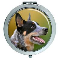 Australiano Ganado Perro Espejo Compacto