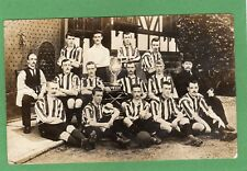 Unidentified Football Team  Turton Darwen Bolton RP pc unused Ref K233