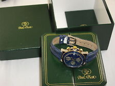 Paul Picot Telemeter Mens Swiss AUTOMATIC VALJOUX 7750 PRICE TO SELL