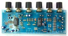 3 CH Pre-amplifier Mic Mixer with Echo for Karaoke system 12VDC IC PT2399 MXA044