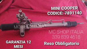 SCATOLA GUIDA STERZO - MINI COOPER 2001 in Poi (R50, R53) 32136758205 / 7891140