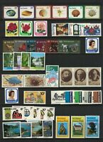 MNZ85) New Zealand 1975-79 Stamp Sets, Minisheets MUH