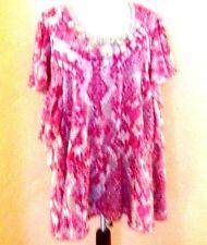 Fashion Bug Women XL Top/Blouse New