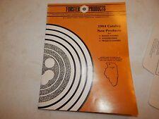 Forster Products 1984 Catalog Handloading Gunsmithing Muzzelloading Plus