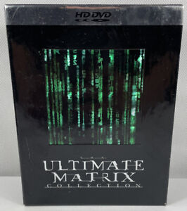 The Ultimate Matrix Collection HD-DVD - Region Free Complete