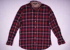 Marc O'Polo Slim-Fit Hemd Button-Down-Kragen Herren Größe L (41/42)