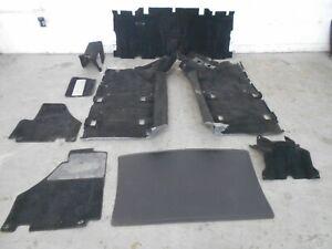 2009 05 06 07 08 Ferrari F430 Carpet Set / Floor Mats / Roof Panel #7079