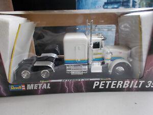 """Revell-Metall 1/24:"""" Peterbilt Truck 359,#8890,weiss"""""""