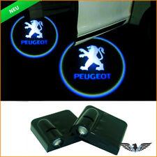 Tür Beleuchtung Peugeot 206 306 307 406 207 407 508 208 807 Licht Logo Projektor