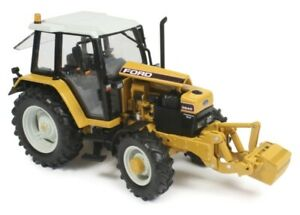 Imber Models Industrial Ford 5640 SLE 4wd tractor 1:32 scale BOXED Limited Edit