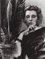 1934/94 Vintage 16x20 ROSEMARY CARVER Female Fashion Photo By GEORGE PLATT LYNES