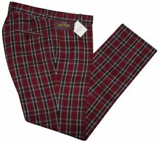 Men's Flat Front Trousers Relco