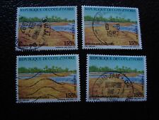 COTE D IVOIRE - timbre yvert/tellier n° 778 x4 obl (A28) stamp