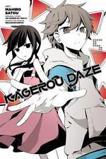 Kagerou Daze, Vol. 5 (manga): By Jin (Shizen no Teki-P)