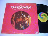 The Foundations Baby, Now That I've Found You 1968 Stereo LP VG++