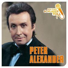 PETER ALEXANDER - ICH FIND' SCHLAGER TOLL (DAS BESTE)   CD NEUF