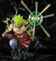 12''Dragon Ball Action Figure Broly Limited F.ZERO Super Saiyan Goku Movable Toy