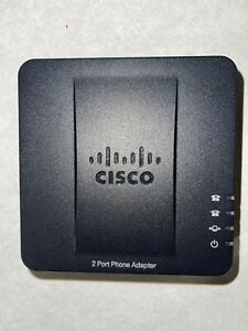 Cisco SPA112 2 port phone adapter - VoIP