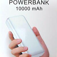 Powerbank 10000 mAh Android USB-C Ricarica Rapida Marca Hogi Modello A16