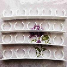 New listing 20 Clip Kitchen Spice Gripper Strip Jar Rack Storage Holder Wall Cabinet Door df