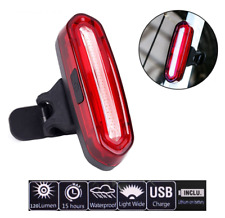LED TailLight for Bicycle Rear Light Bike Lamp USB Rechargeable Tail Light. 0102