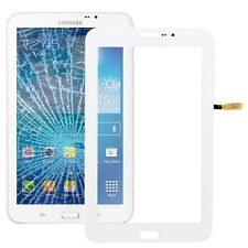 "P1 GLASS+TOUCH SCREEN for SAMSUNG GALAXY TAB 3 LITE SM-T116 7"" DISPLAY 3G WHITE"