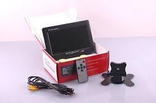 7 Zoll TFT KFZ LCD Screen Monitor für Rückfahrkameras