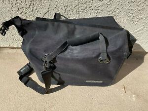 Ortlieb Office Bag Bike 21l pannier bag briefcase matt black