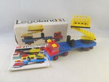 Lego Legoland - 655 Mobile Hydraulic Hoist