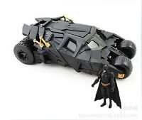 BATMAN BATMOBILE Doll Tumbler Vehecle The Dark Knight With Figure Toys
