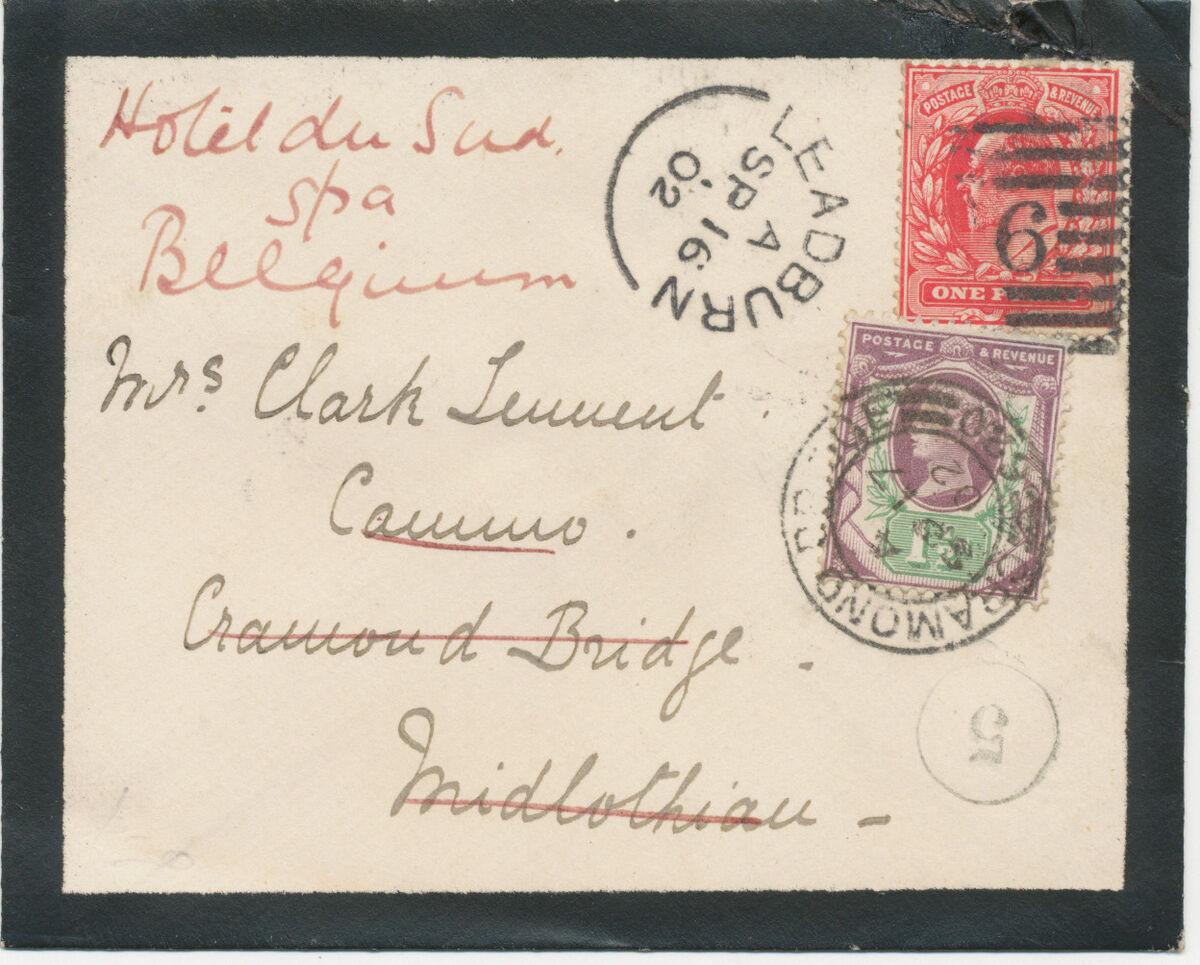 GB Postal History