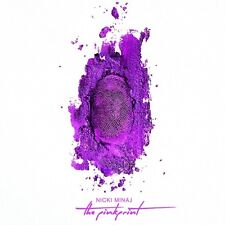 Nicki Minaj-the pinkprint (DELUXE EDITION) CD NEUF