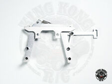 Truck Metal Front Buckle (Silver) for Tamiya 1/14 RC Tractor Truck Upgrade Parts