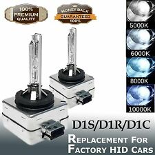 D1S/D1C/D1R 55W HID Xenon Car Headlight Bulb 6000K 8000K 10000K Replacement Lamp
