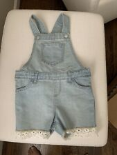 The Children's Place 3t Girls Denim Overall