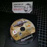 GENJI DAWN OF THE SAMURAI PS2 (DISC ONLY) USED, TESTED. WEAR. PLAYSTATION 2 GAME